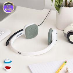 로지텍코리아 정품 H150 헤드밴드형 스테레오헤드셋