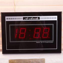 F112 전자 벽시계