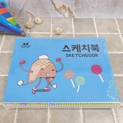 1500스케치북 20매