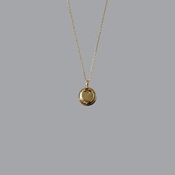 Souffle Necklace (Gold)
