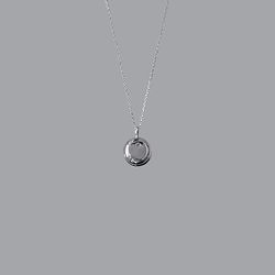 Souffle Necklace (Silver)