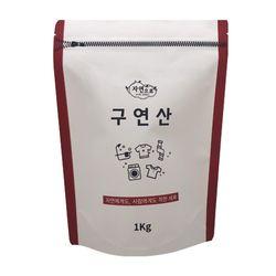 친환경세제 구연산 1kg