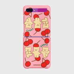 Cherry nini-pink(Z플립-하드)