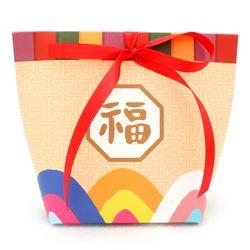 전통무늬 선물상자(5개묶음)