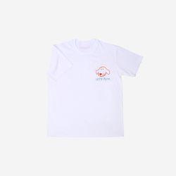 렛츠플레이 티셔츠(레드)