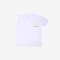렛츠플레이 티셔츠(핑크)