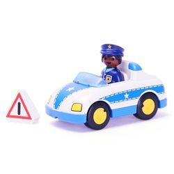 플레이모빌 1.2.3 경찰차 9384