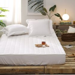 아이스 리플 시어서커 여름 침대패드 SSS