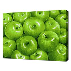 [명화그리기]4050 풍요로운 초록사과 15색 정물화