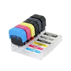 6색 캐논 980 981용 원터치 자동 잉크 충전기