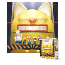 240피스 직소퍼즐 - 뽀로로 슈퍼로보 로디 (미니)