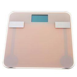 체지방 체중계 핑크
