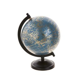 지구본 15cm (블루)