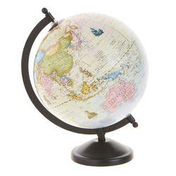 지구본 20cm (앤틱)