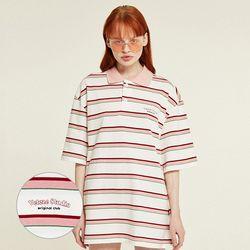 Studio PK Stripe T-Shirts (cream)