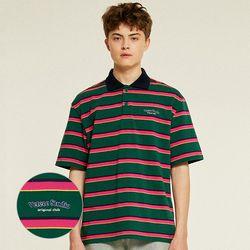 Studio PK Stripe T-Shirts (green)