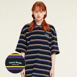 Studio PK Stripe T-Shirts (navy)