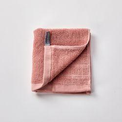 에어리치 보송 핸드타월 핑크 34x34cm