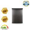 캐리어 클라윈드 슬림형 냉장고 (92L) CRF-TD92VBSA 블랙메탈