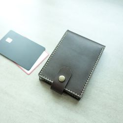 Card Purse Multi Pocket-N20 [Hot Choco]