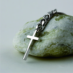 SVN-146 십자가 체인 목걸이
