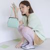 Olsen frame mini bag (Mint)