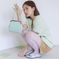 Olsen frame mini bag (Mint)