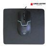 천연 사피아노무늬 마우스패드 블랙