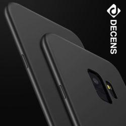 데켄스 갤럭시노트9케이스 X-EVEL 매트 소프트 케이스