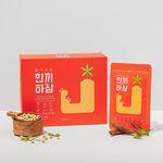 한끼하삼 6년근홍삼 품은 식사대용 단백질 쉐이크 1달플랜(28입)