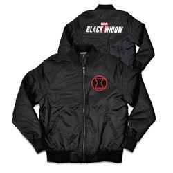 블랙위도우 에디션 봄버 재킷