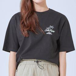 네온 트로피칼 반팔 티셔츠_SPRPA26G35