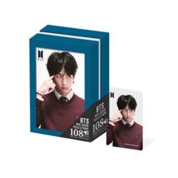 BTS 액자 직소퍼즐 108피스 뷔