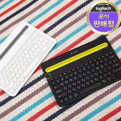 로지텍 코리아 K480 블루투스 키보드