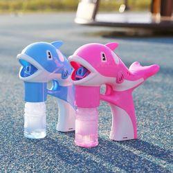 돌고래버블건(대) 비눗방울 비누방울 비누방울놀이 물놀이용품