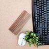 원목 컴퓨터 마우스 키보드 손목 받침대 L200 팜레스트