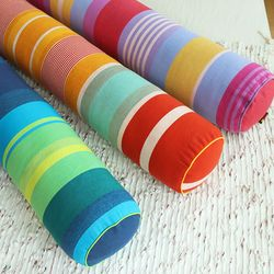 원통 바디필로우 (솜포함) 3color 18x100