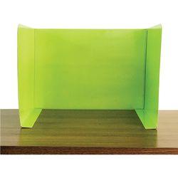 문화 비말차단 가림판 칸막이 합지 A802-2A 연두색