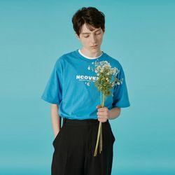 Basic NLF tshirt-blue