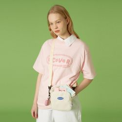 Original foaming printing tshirt-pink