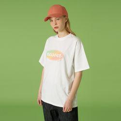 Original gradation tshirt-white