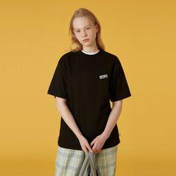 Barcode logo tshirt-black