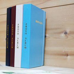 미니 폴라로이드 포켓앨범120 4권쎄트 색상랜덤발송