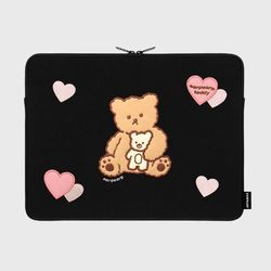 I love it nini-black-15inch notebook pouch(15inch)