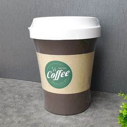 커피휴지통 특대