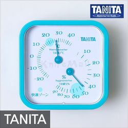타니타 아날로그 온습도계  아날로그온도계