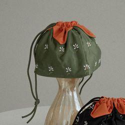 Pumpkin bag-khaki
