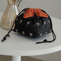 Pumpkin bag-black