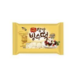 화과방 국산 찹쌀 빙수떡 (대) 300g