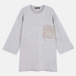 포켓나염 7부 티셔츠 RBLW17T11